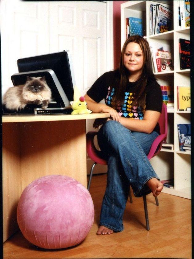 Photo of 17-летняя веб-дизайнерша сделала сайт на миллион $
